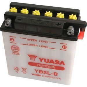 Yuasa Batterie moto YB5L-B