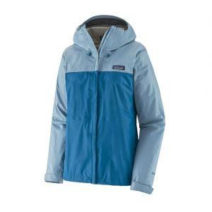 Patagonia Veste de Randonnée TorrentShell 3L Jacket - Berlin Blue Bleu - Femme
