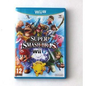 Super Smash Bros [Wii U]