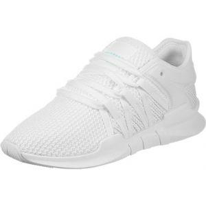 Adidas EQT Racing ADV W, Chaussures de Gymnastique Femme, Blanc (FTWR White/FTWR White/Grey One F17), 37 1/3 EU