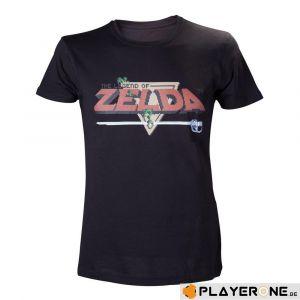 Bioworld T-shirt 'The Legend of Zelda' - noir - Taille L