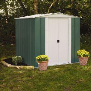 Chalet et Jardin CD6562 - Abri de jardin en acier galvanisé 2,50 m2