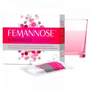 Femannose D-Mannose - 30 sachets
