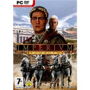 Imperium Romanum Gold Edition - Le jeu + l'extension Emperor Expansion [PC]