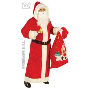 Widmann Déguisement Père Noël avec capuche et ceinture (taille XL)