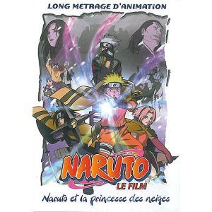 Naruto - Film 1 : Naruto et la princesse des neiges