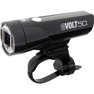 Cateye GVOLT50 HL-EL550GRC - Éclairage avant - noir Lampes avant 2016