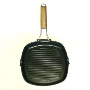 Bialetti 0edgr002 - Grill Everyday en fonte aluminium (24 cm)