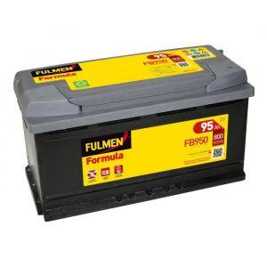 Fulmen Batterie auto FORMULA FB950 (+ droite) 12V 95AH 800A