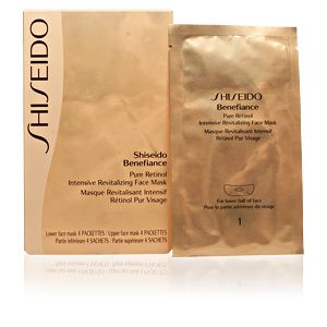 Shiseido Benefiance - Masque revitalisant intensif Rétinol pur visage
