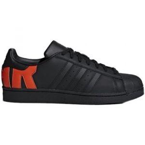 Adidas Chaussures Basket Superstar - Ref : B37981 Noir - Taille 42 2/3