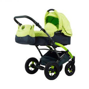 Knorr-baby Voletto Sport - Combiné Duo avec poussette et nacelle