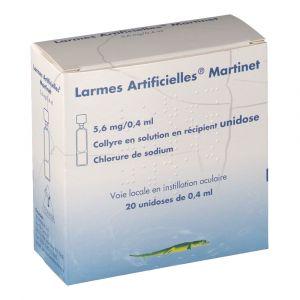 Teofarma Larmes Artificielles Martinet - 8 ml COLLYRE