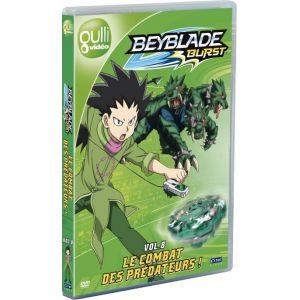 Beyblade Burst, Vol. 8 : Les Combats Des Prédateurs, 6 épisodes