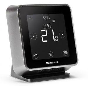 Honeywell Thermostat d ambiance sans fil programmable et connecté LYRIC T6R - LYRIC T6R sans fil