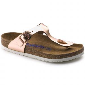 Birkenstock Gizeh Nl Wb W sandales cuivre 36 (normal) EU