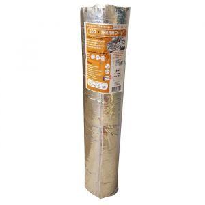 Isolant mince réflecteur Eco Thermo 15 - 6,66 x 1,5 m - 15 éléments - Dimensions : 6,66 x 1,5 m - 15 couches - Mise en %u0152uvre facile par agrafage - Non nocif, non irritant