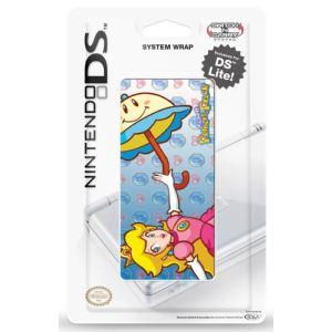 BD et A Skin Peach officiel pour DS Lite
