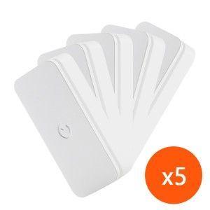 Image de Myfox IntelliTAG - Lot de 5 détecteurs de porte et fenêtre pour Myfox Home Alarm