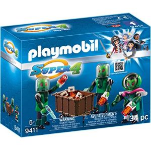 Playmobil 9411 Super 4 - Sykroniens