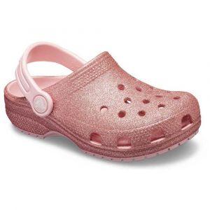 Crocs Sabots Classic Glitter Clog - Blossom - EU 20-21