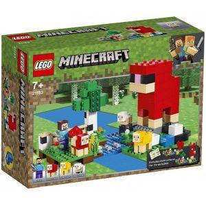 Lego La ferme à laine 21153
