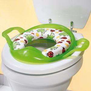 Babymoov Réducteur de toilette mousse avec poignée