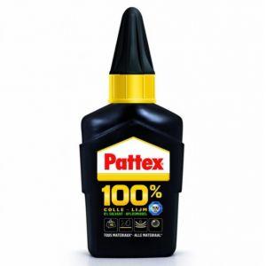 Pattex Colle multi-usages liquide extra forte 100% de (bouteille de 50g) - Cond. : Bouteille de 50g