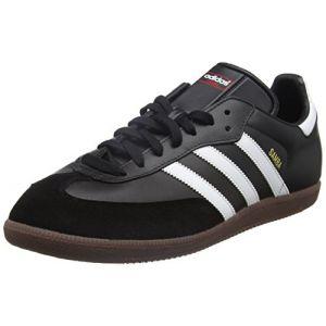 Adidas Samba chaussures noir blanc 47 1/3 EU