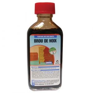 Onyx Brou de noix vg flacon 190 ml