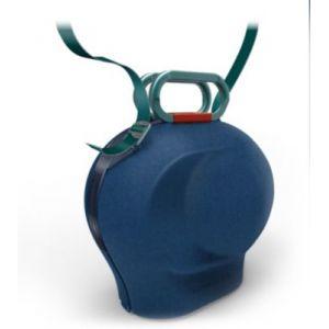 Devialet Housse de transport Skin Reactor bleue