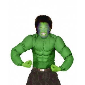 Haut muscles Hulk enfant