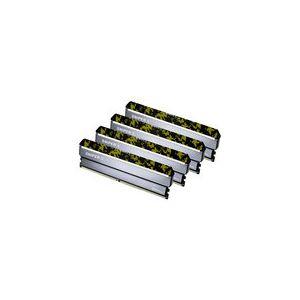 G.Skill Sniper X Series 64 Go (4x 16 Go) DDR4 2400 MHz CL17 - F4-2400C17Q-64GSXK