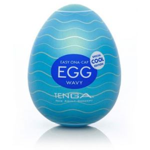 Tenga Masturbateur Egg Cool Edition