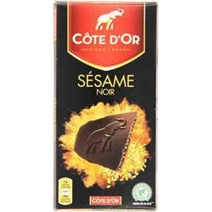 Côte d'Or Chocolat noir aux graines de sésame