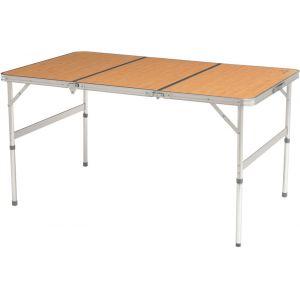 Easy Camp Table pliante Dinan Bambou 134 x 80 70 cm 540020
