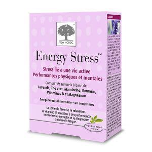 New Nordic Energy Stress 60 comprimés
