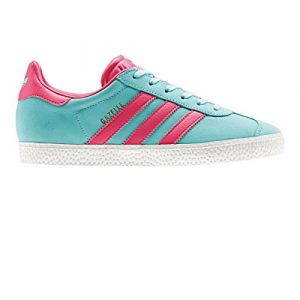 Adidas Gazelle J W chaussures turquoise rose 36 EU