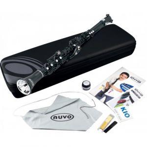 NuVo Instruments Clarineo (black-silver)