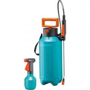 Gardena Pulvérisateur à pression + pulvérisateur à gachette 824-20
