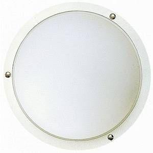 Albert Leuchten Applique / plafonnier d'extérieur 297 blanc, E27