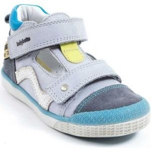 Babybotte Servolan, Sandales Bout fermé Garçon, Gris (243 Gris), 24 EU (UK Child 7 Enfant UK)