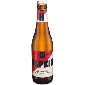 Hapkin Bière blonde 33cl 8,5%