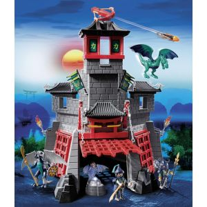 Playmobil 5480 - Dragons : Citadelle secrète du dragon