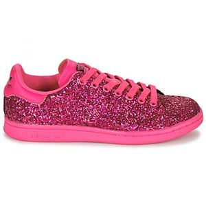 Adidas Chaussures STAN SMITH W rose - Taille 36,38,40,42,36 2/3,37 1/3,38 2/3,39 1/3,40 2/3