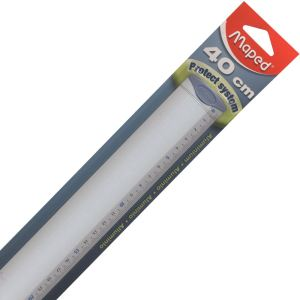 Maped Règle plate en aluminium 40 cm