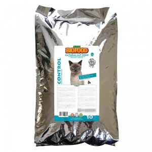 Biofood Croquettes Chat Control - 10 Kg
