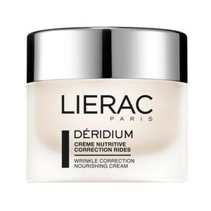Lierac Déridium Crème nutritive correction rides - 50 ml