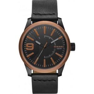 Diesel DZ1841 - Montre pour homme avec bracelet en cuir