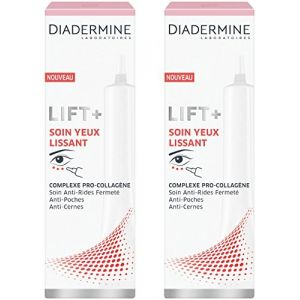 Diadermine LIFT+ - Soin yeux lissant
